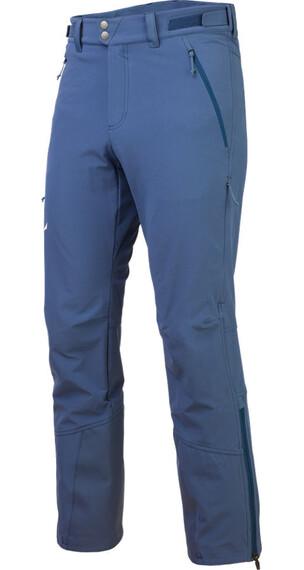 Salewa Sesvenna Freak DST - Pantalones de Trekking Hombre - azul